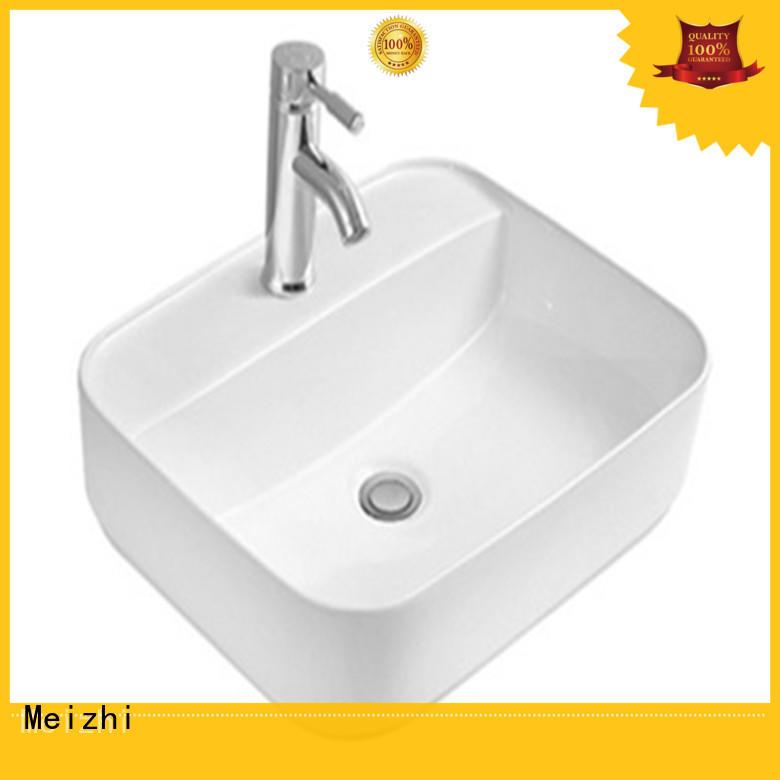 Meizhi toilet wash basin customized for washroom