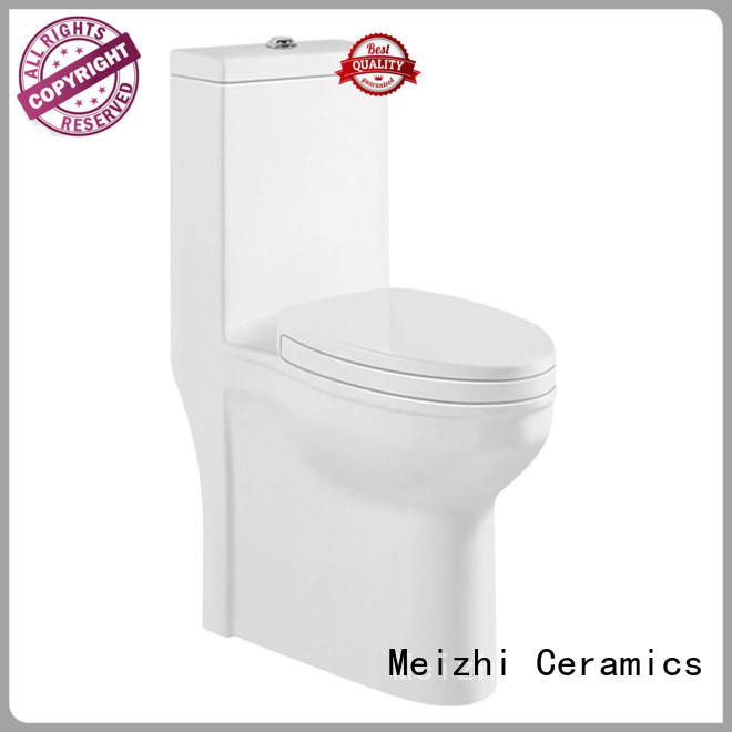 Meizhi self-cleaning modern toilet supplier for bathroom