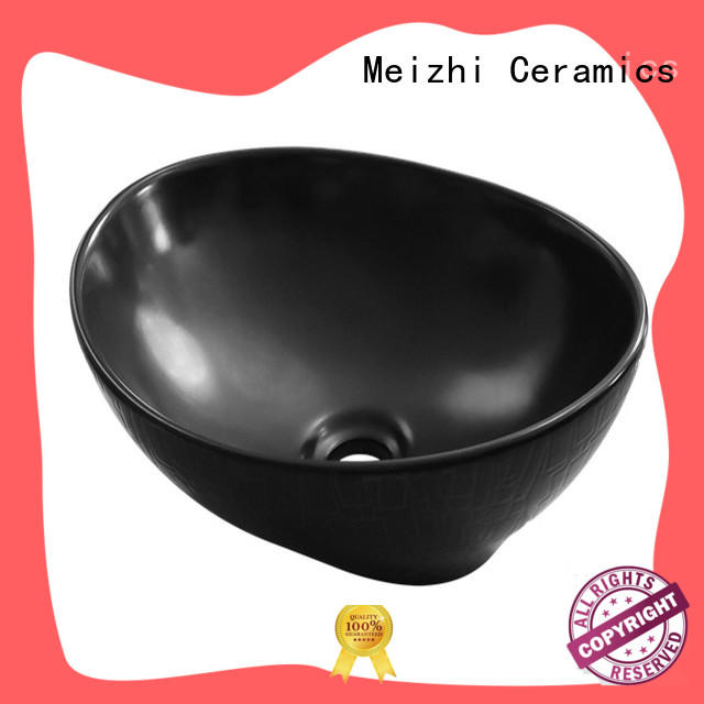 custom design basin black factory for bathroom
