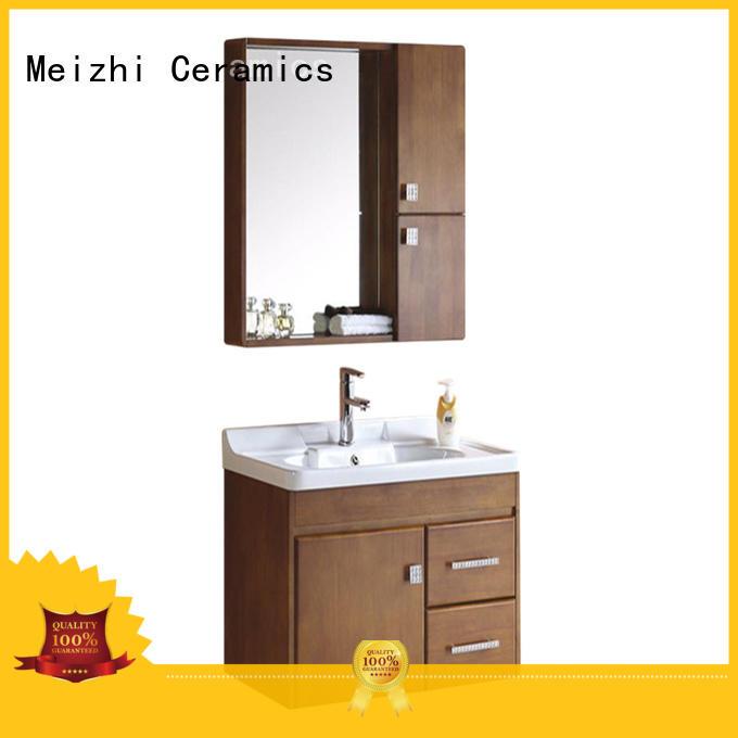 Meizhi bathroom vanities custom for home