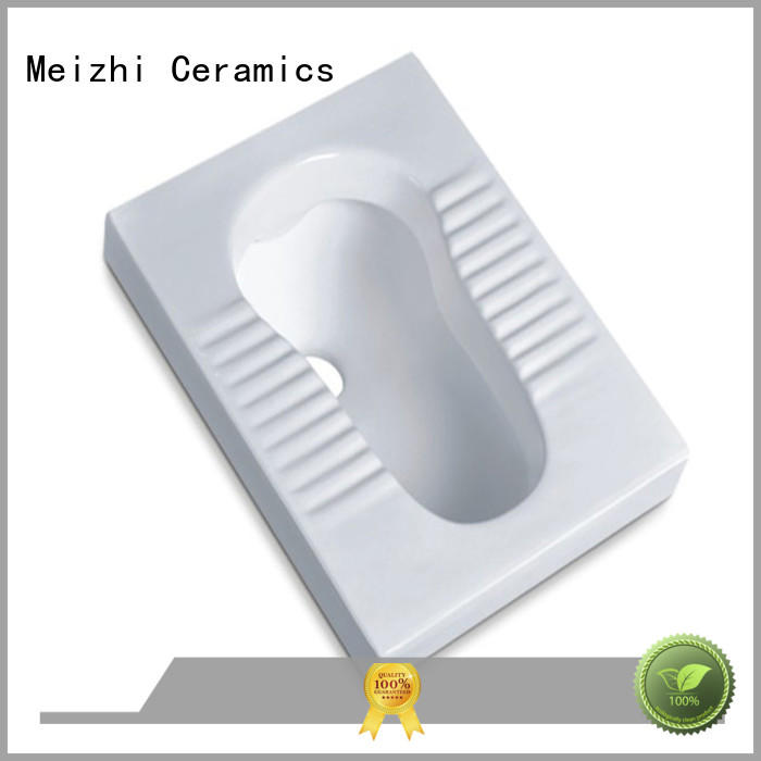 Meizhi durable chinese toilet factory for hotel