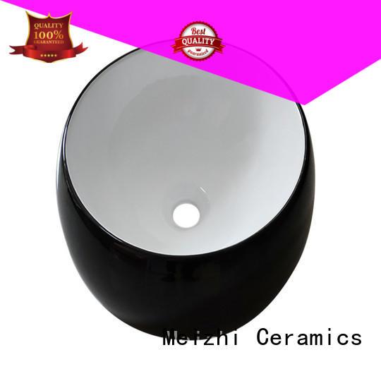 Meizhi basin black custom for cabinet
