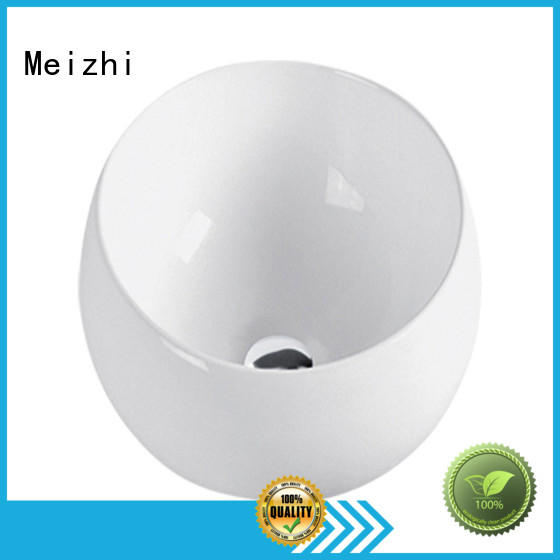 Meizhi sink basin supplier for hotel