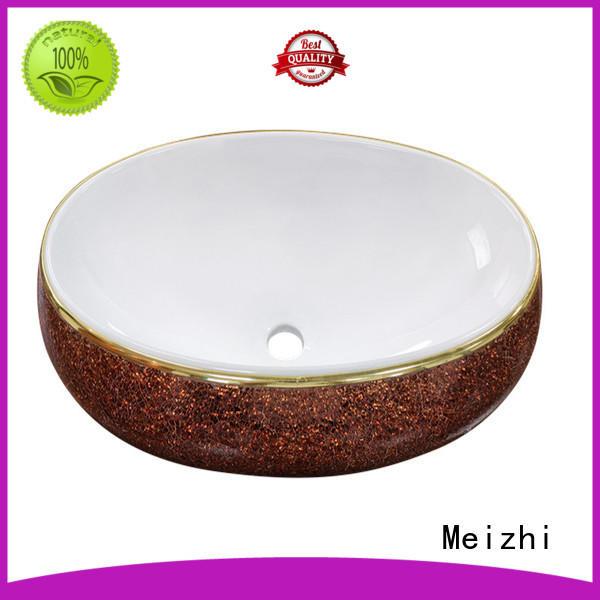 Meizhi toilet wash basin supplier for home