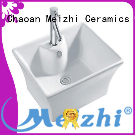 Meizhi art basin factory price for home
