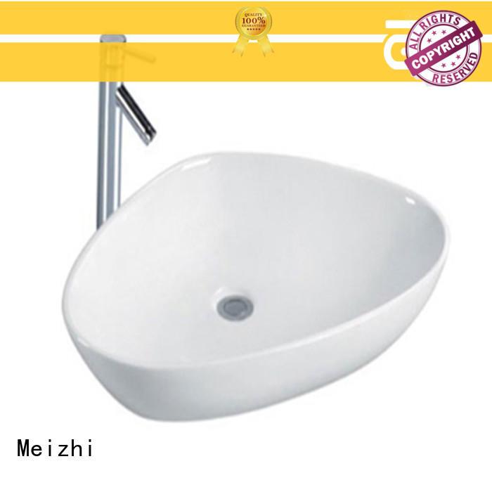Meizhi stylish wash basin manufacturer for bathroom