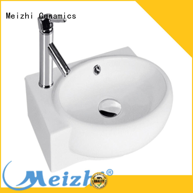 Meizhi wall hung sink customized for home
