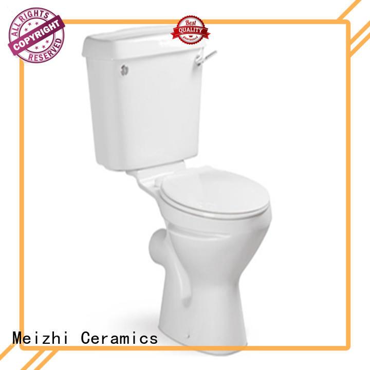 Meizhi washdown eco flush toilet with good price for hotel