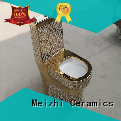 Meizhi modern one piece toilet reviews customized for washroom