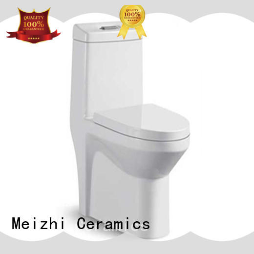 square 1 piece toilet customized for hotel