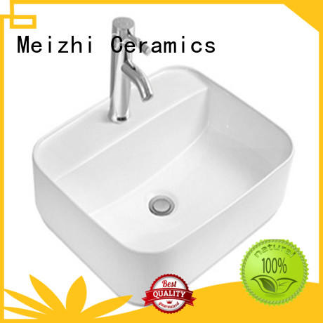 Meizhi printed cheap wash basin directly sale for washroom
