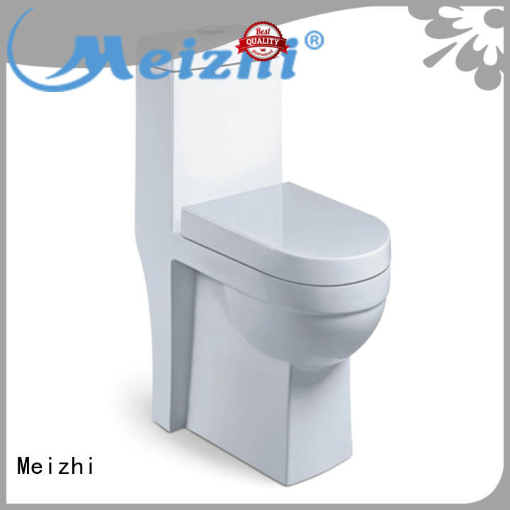 Meizhi the best toilet manufacturer for hotel