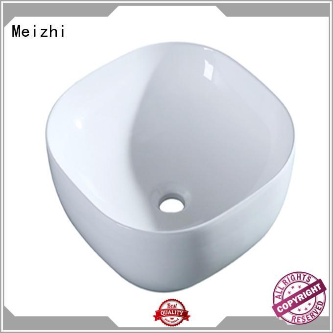 Meizhi stylish wash basin manufacturer for washroom