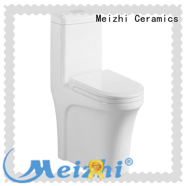 Meizhi new design one piece toilet seat manufacturer for hotel