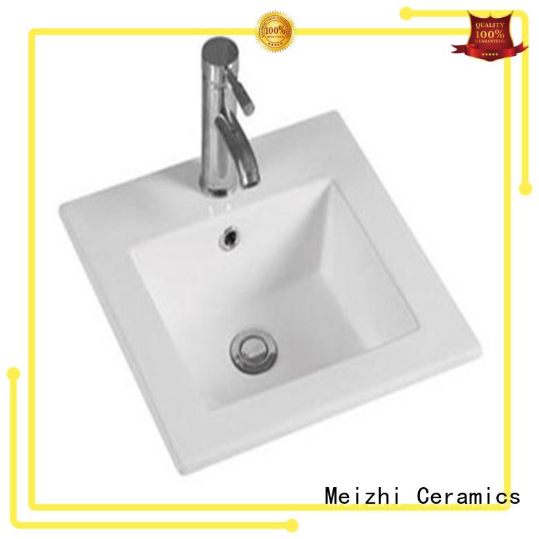 ceramic wash basin sink directly sale for hotel