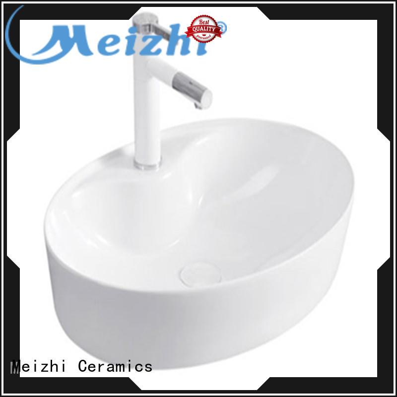 gold art basin factory price for washroom