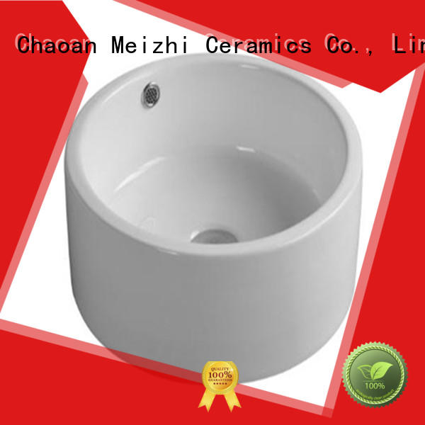 Meizhi hot selling wash basin models supplier for washroom