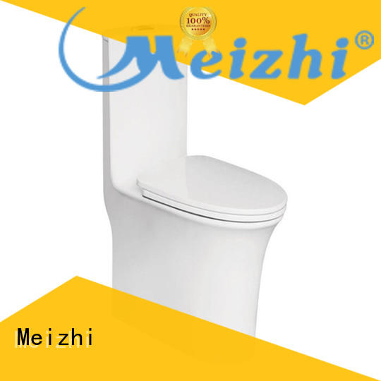 Meizhi high end toilets directly sale for bathroom