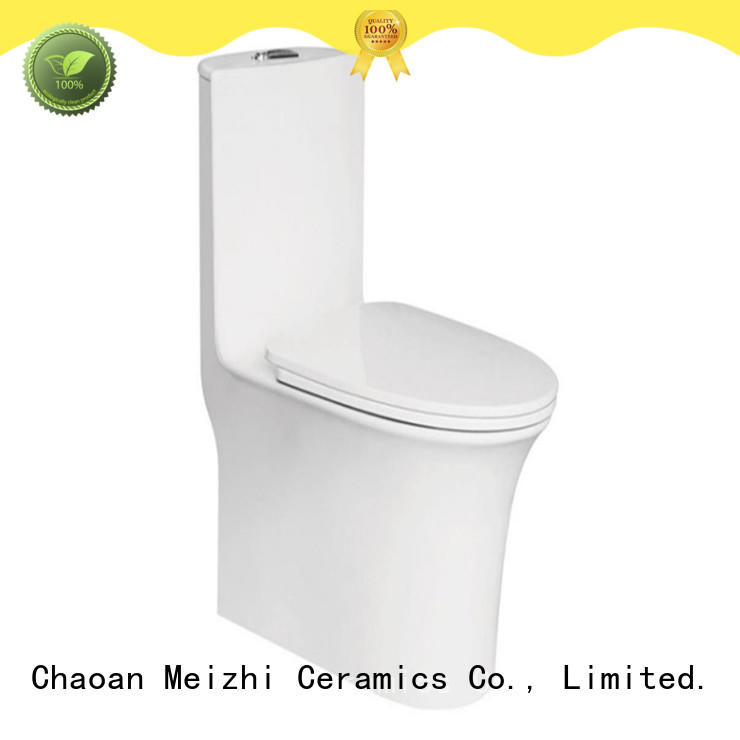 Meizhi ceramic wc toilet with good price for hotel