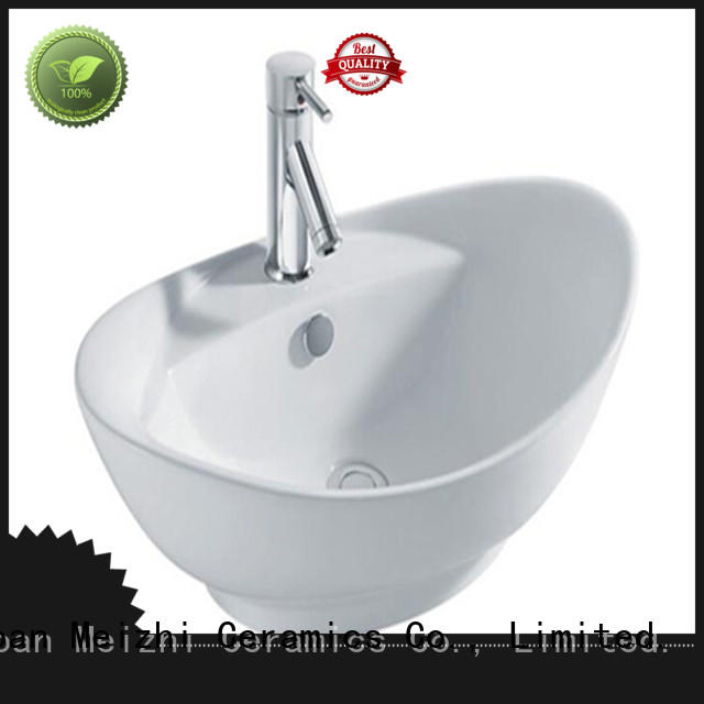 Meizhi hot selling gold wash basin directly sale for hotel