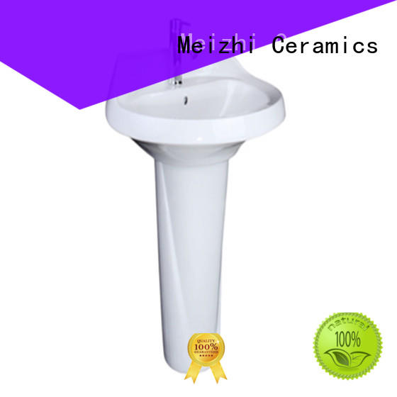 Meizhi contemporary hindware basin wholesale for hotel