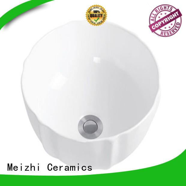 Meizhi art basin wholesale for washroom