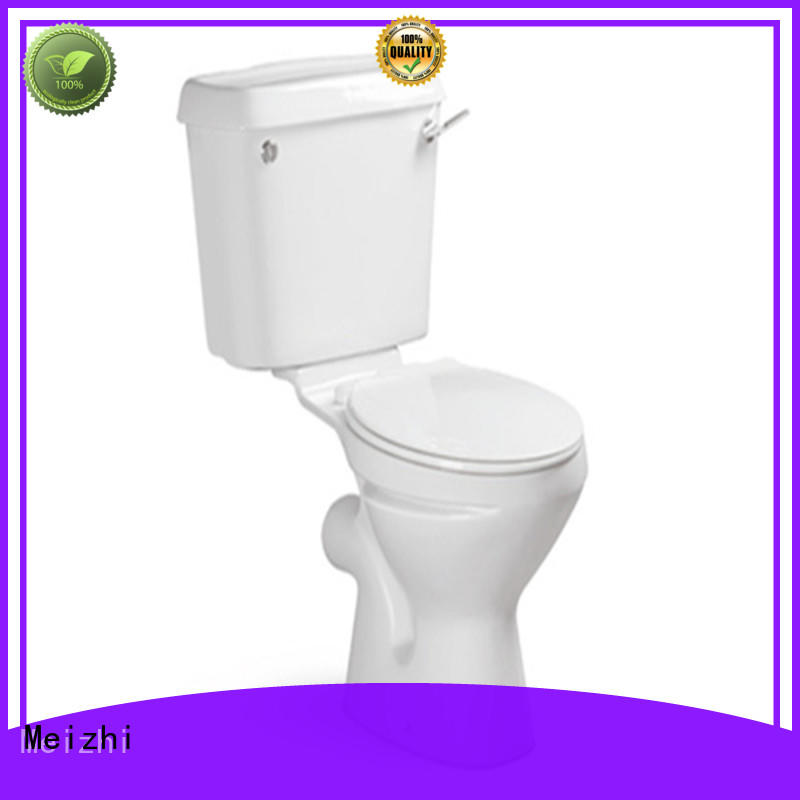 Meizhi washdown eco flush toilet customized for bathroom