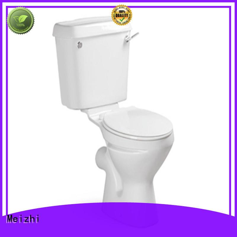Meizhi washdown eco flush toilet customized for bathroom