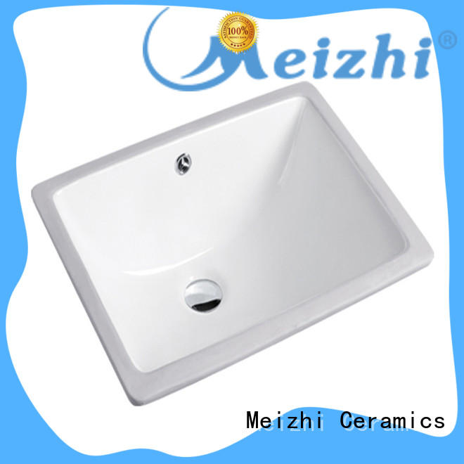Meizhi bathroom countertop basin supplier for home