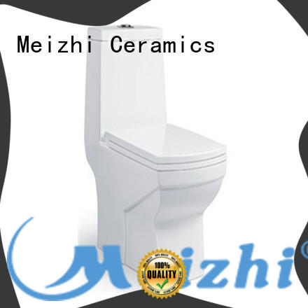 Meizhi modern the best toilet supplier for hotel