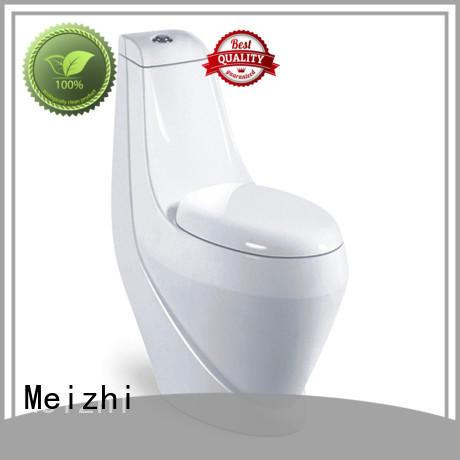 Meizhi best one piece toilet supplier for bathroom