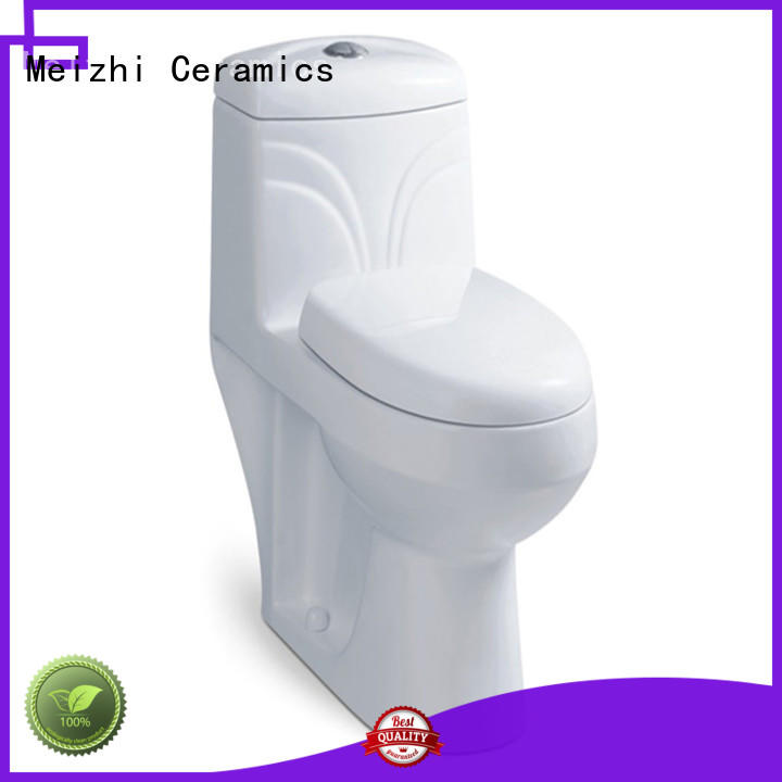 Meizhi self-cleaning bathroom toilets manufacturer for hotel