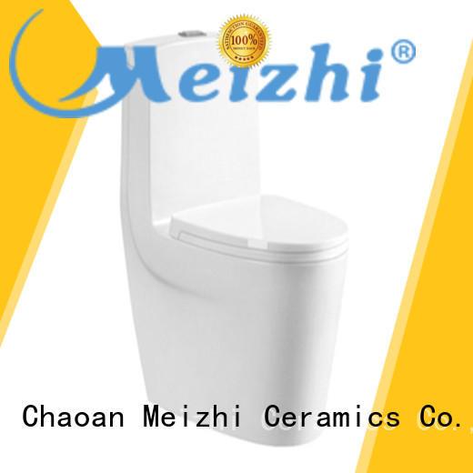 Meizhi european toilet manufacturer for hotel