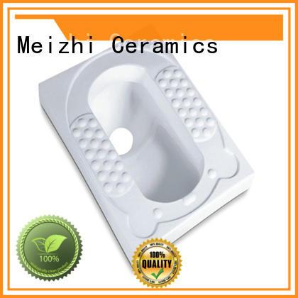 Meizhi squat wc supplier for bathroom