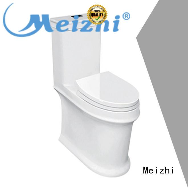 Meizhi ceramic top rated toilets manufacturer for washroom