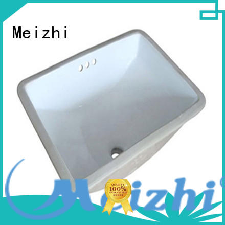Meizhi wash basin top customized for hotel