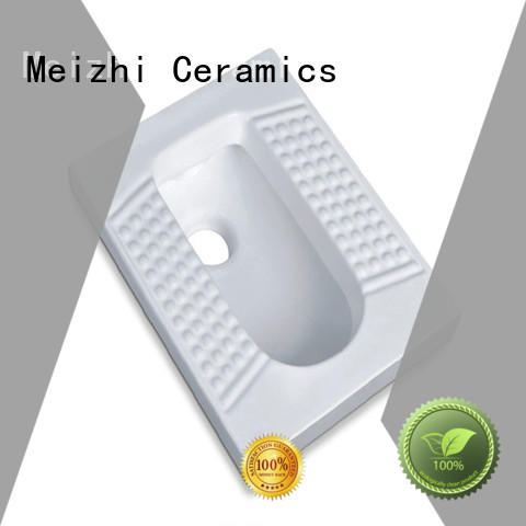 Meizhi chinese squat toilet customized for home