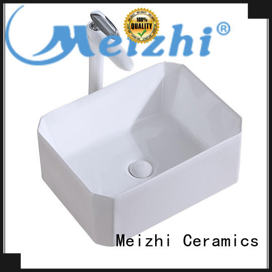 Meizhi toilet hand basin customized for home