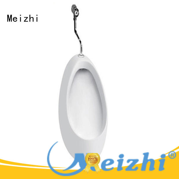 Meizhi modern urinal toilet supplier for washroom